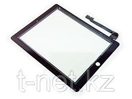Сенсор Apple iPad 3/4 , цвет черный