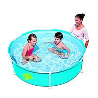 Детский каркасный бассейн Bestway 56283 First Frame Pool