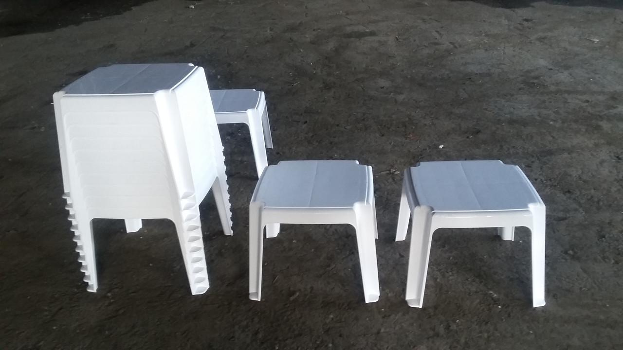 Столики пластиковые, пляжные для бассейна - фото 2