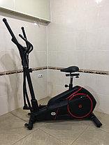 Эллиптический тренажер с сиденьем GF-120 до 130 кг, фото 3