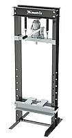 Гидравлический пресс 20 тонн, 750 х 650 х 1510 мм (комплект из 2 частей)// MATRIX, 523205