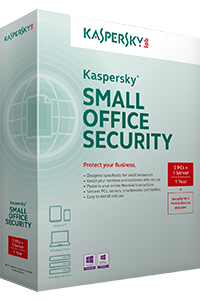 Kaspersky Small Office Security 7 for Desktop, Mobiles and File Servers