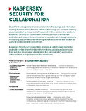 Kaspersky Security for Collaboration, фото 3