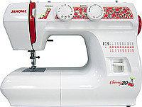 Электромеханическая швейная машина Janome Cherry 20