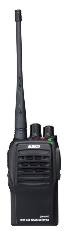 Радиостанция Alinco DJ-A41 136-174MГц