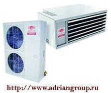 Газовые воздухонагреватель с функцией охлаждения ADRIAN-AIR® CLIMA, фото 2