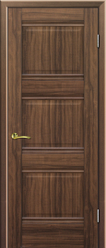 Дверь Экошпон 1Х/3Х орех Сиенна
