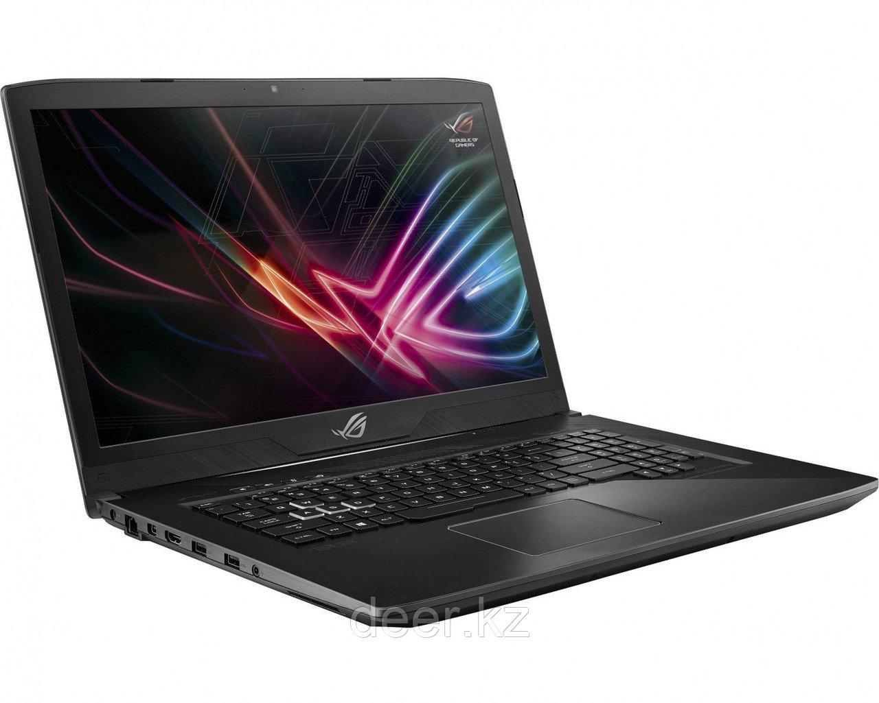Ноутбук 90NB0GL1-M01750 ASUS Core i7-7700HQ 17.3