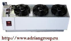 Тепловоздушная дверная завеса ADRIAN-AIR® AXC, фото 2