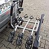 Багажник для перевозки 3-х велосипедов на фаркопе Peruzzo Parma (Италия), фото 2