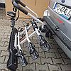 Багажник для перевозки 3-х велосипедов на фаркопе Peruzzo Parma (Италия), фото 3