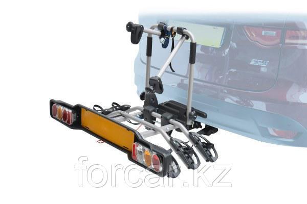 Багажник для перевозки 3-х велосипедов на фаркопе Peruzzo Parma (Италия)