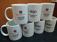 Печать на кружках по индивидуальному заказу, фото 1