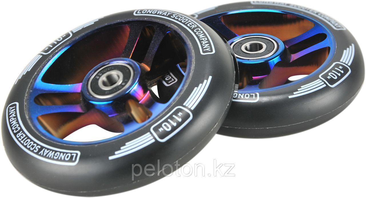 Колесо Sector Wheel-Blue Neochrome