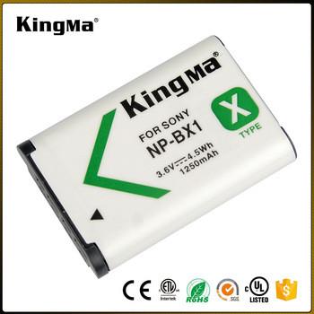 NP-BX1. Аккумулятор KingMa для фото/видео Sony