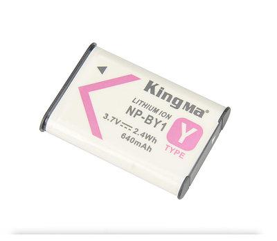 NP-BY1. Аккумулятор KingMa для фото/видео Sony