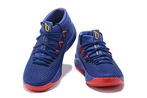 """Баскетбольные кроссовки Adidas Dame IV (4) from Damian Lillard """"Blue"""", фото 2"""