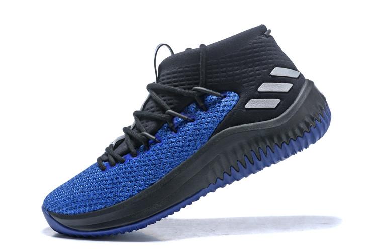 Баскетбольные кроссовки Adidas Dame IV (4) from Damian Lillard