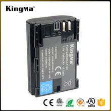 LP-E6. Увеличенный аккумулятор KingMa для фото/видео Canon