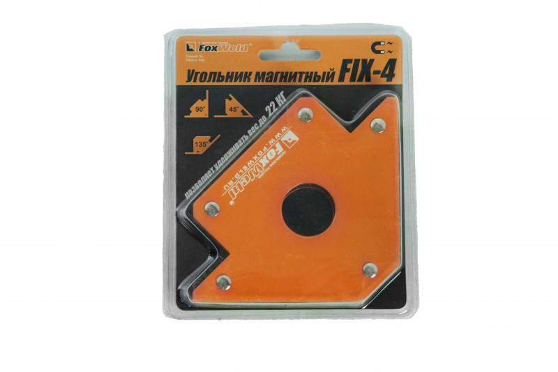 Угольник магнитный FIX-4