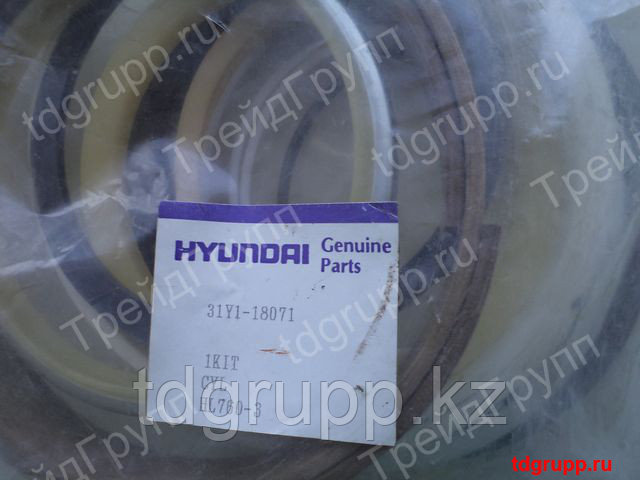 31Y1-18071 ремкомплект гидроцилиндра стрелы Hyundai R290LC-7
