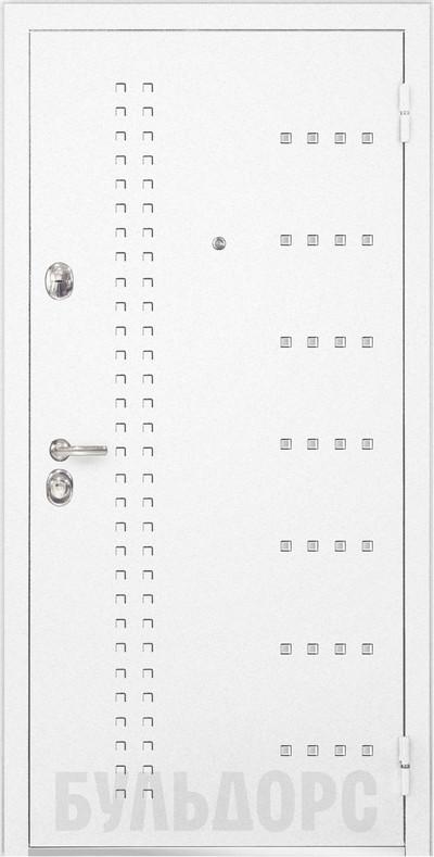 Дверь металлическая Бульдорс 44 R-12