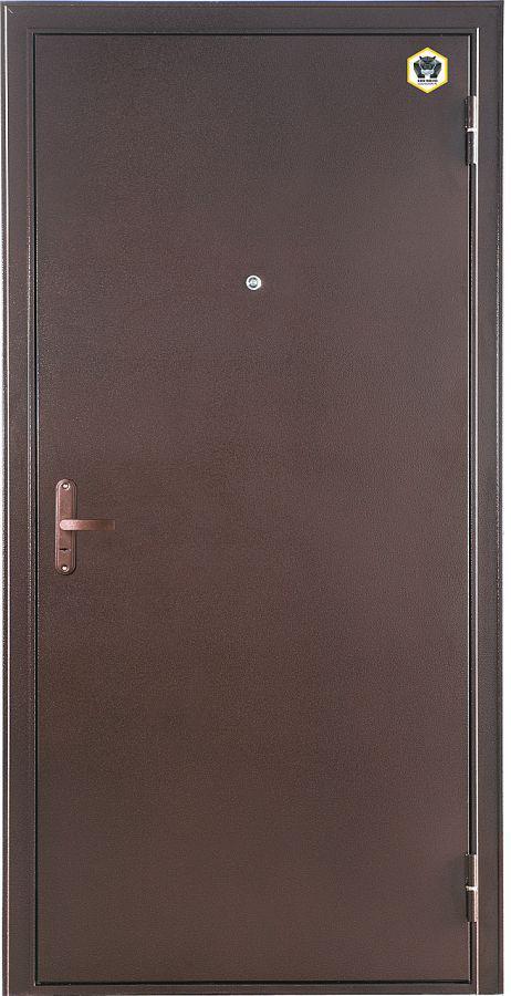 Дверь входная металлическая Бульдорс Steel 10