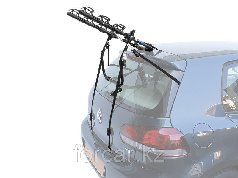 Крепление велосипедов на заднюю дверь Peruzzo Cruiser Delux для 3х велосипедов (Италия)