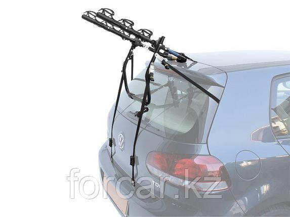 Крепление велосипедов на заднюю дверь Peruzzo Cruiser Delux для 3х велосипедов (Италия), фото 2