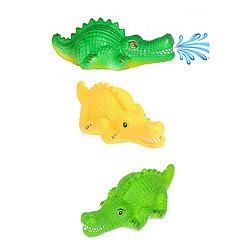 """Резиновая игрушка """"Крокодил Буль"""""""