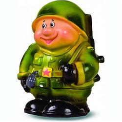 """Резиновая игрушка """"Солдатик"""""""