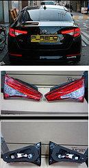 Задние фонари LED Kia Optima FL 1