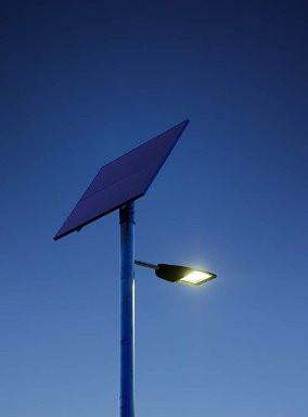 Автономная система освещения на солнечных батареях 30 Вт                арт. Sb21372