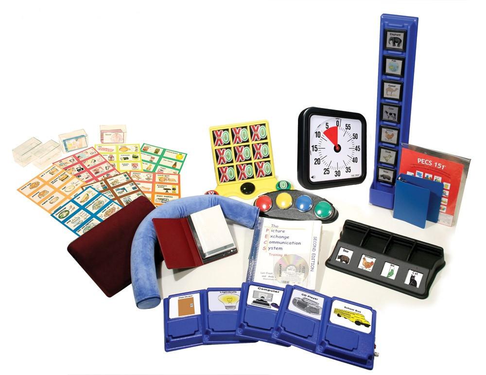 Набор для детей с аутизмом             арт. ИА3838