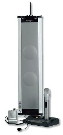 Акустическая система Front Row to Go (в комплекте 2 микрофона, сетевые кабели, комплект креплений)               арт. ИА4680