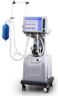 Аппарат искусственной вентиляции легких для отделения интенсивной терапии Оберег - 3010A / С воздушным компрессором               арт. 10690
