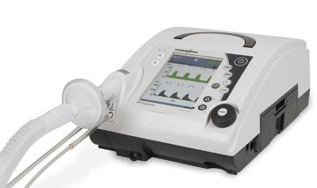 Weinmann VENTIlogic Plus - аппарат для неинвазивной вентиляции легких                  арт. ЧВ21954