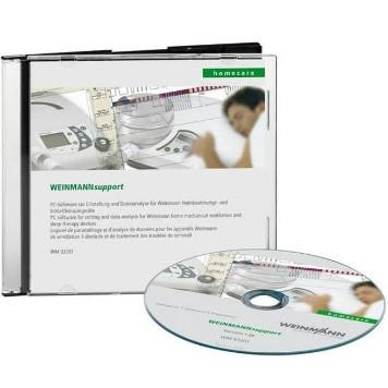 Программное обеспечение для терапевтических аппаратов - WEINMANNsupport                 арт. ЧВ21966