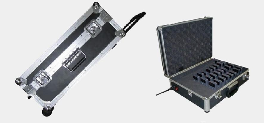 Кейс подзарядки, хранения и дезинфекции SCI-40D на 40 слотов в комплекте с дезинфектором и сетевым шнуром              арт. ЕМ16844