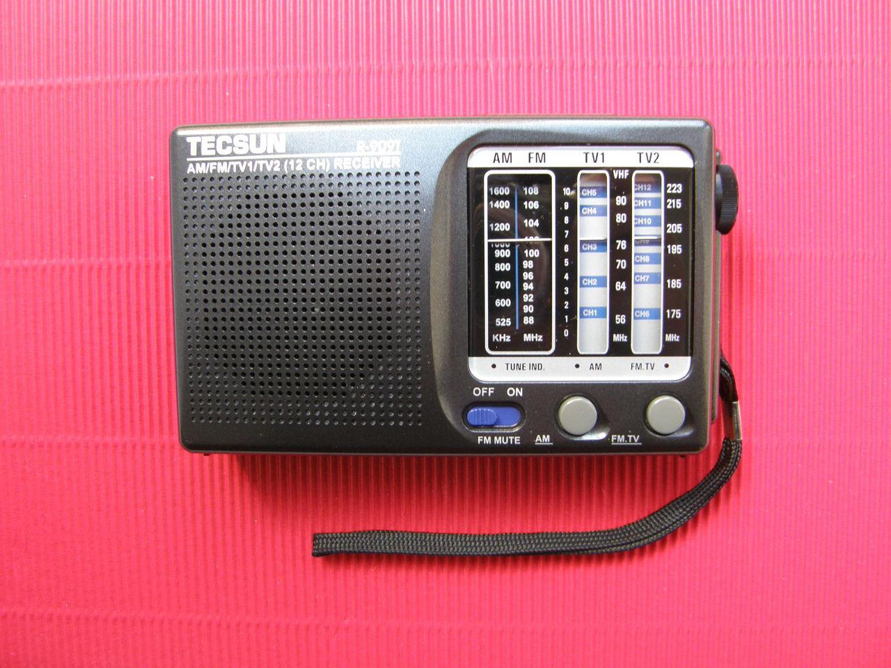 Радиоприемник Tecsun R-909T               арт. 4303