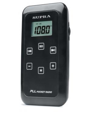 Радиоприемник Supra ST-104               арт. ИА4515