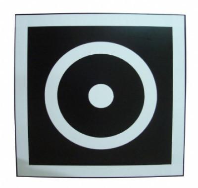 Щит для метания 700*700 (фанера)                арт. AQ17509