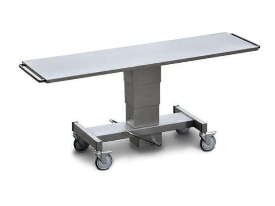 Тележка медицинская для перевозки больных ТАП-01            арт. Md21622