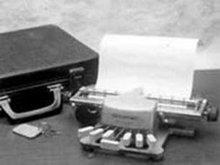 Брайлевская пишущая машинка Tatrapoint Standard 1 L/R               арт. 4024