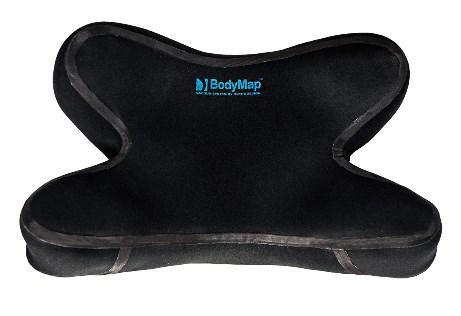 Подголовник-бабочка BodyMap DX (Размер 1, 2)                   арт. 23938МО