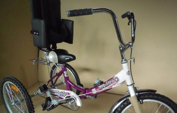 Специализированная спинка для велосипеда-тренажера ВелоЛидер                 арт. VL21337