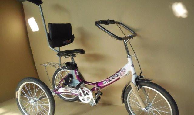 Овальный руль для велосипеда-тренажера ВелоЛидер                 арт. VL21339