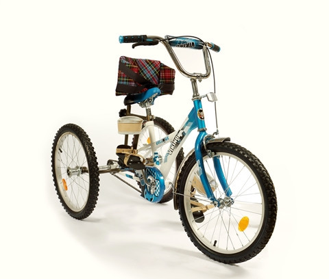 Велосипед  3-хколесный для детей с ДЦП от 5 до 10 лет               арт. БпЦ23244