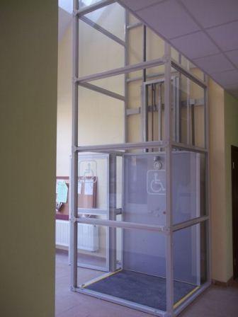 Вертикальный подъемник для инвалидов ВТПМ 4000      арт. Rlf20618