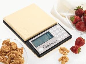 Говорящие кухонные весы Vivienne               арт. 3931